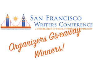Winners of Shut Up & Write!'s SFWC Organizers Giveaway